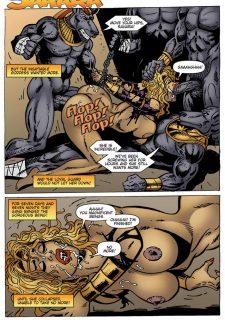 9 Super Heroines – The Magazine 9 image 13