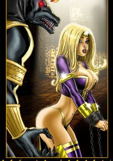 9 Super Heroines – The Magazine 9 image 16