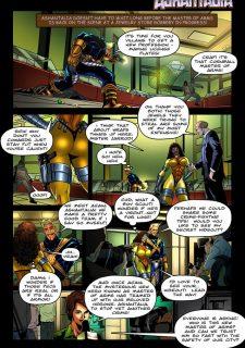 9 Super Heroines – The Magazine 9 image 19