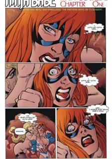 9 Super Heroines – The Magazine 9 image 28