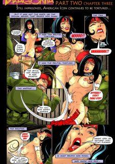 9 Super Heroines – The Magazine 9 image 37