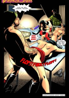 9 Super Heroines – The Magazine 9 image 41