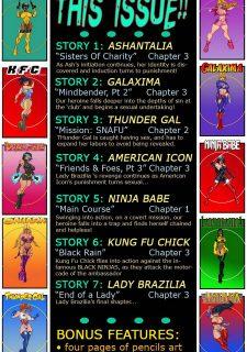 9 Super Heroines-The Magazine 3 image 03