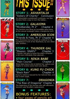 9 Super Heroines – The Magazine 4 image 02