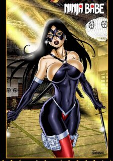 9 Super Heroines – The Magazine 4 image 10