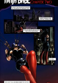 9 Super Heroines – The Magazine 4 image 24