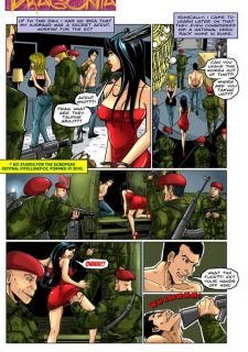 9 Super Heroines – The Magazine 4 image 33