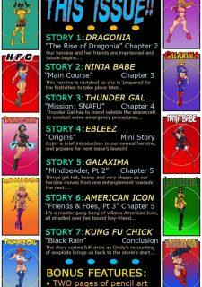 9 Super Heroines – The Magazine 5 image 03