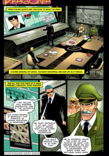 9 Super Heroines – The Magazine 7 image 06