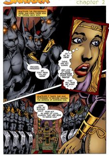 9 Super Heroines – The Magazine 7 image 08