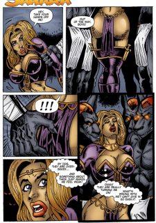 9 Super Heroines – The Magazine 7 image 09