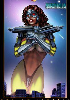 9 Super Heroines – The Magazine 7 image 15