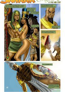 9 Super Heroines – The Magazine 7 image 27