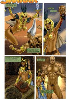 9 Super Heroines – The Magazine 7 image 29