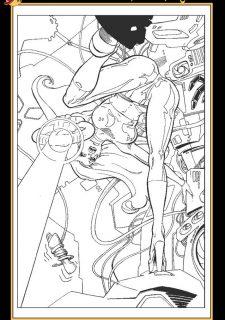 9 Super Heroines – The Magazine 7 image 30