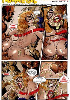 9 Super Heroines – The Magazine 7 image 31