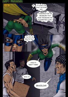 9 Super Heroines – The Magazine 7 image 39