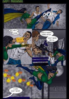 9 Super Heroines – The Magazine 7 image 40