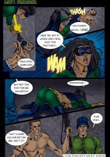9 Super Heroines – The Magazine 7 image 41
