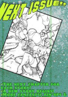 9 Super Heroines – The Magazine 7 image 42