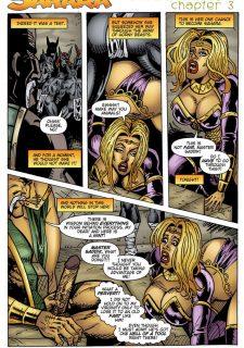 9 Super Heroines – The Magazine 8 image 09