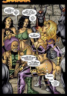 9 Super Heroines – The Magazine 8 image 10