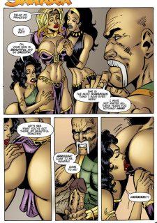 9 Super Heroines – The Magazine 8 image 11