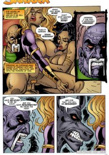 9 Super Heroines – The Magazine 8 image 14