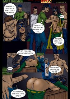 9 Super Heroines – The Magazine 8 image 34