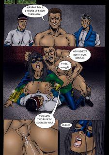 9 Super Heroines – The Magazine 8 image 36