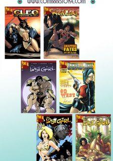 9 Super Heroines – The Magazine 8 image 40