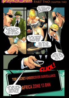 9 Super Heroines – The Magazine 8 image 41