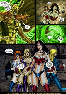 9 Superheroines vs Warlord Ch.3 porn comics 8 muses