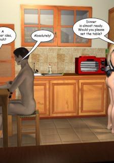 A Daughter's Love 2- 3D Incest image 104