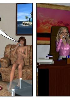 A Daughter's Love 2- 3D Incest image 89