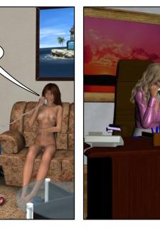 A Daughter's Love 2- 3D Incest image 91