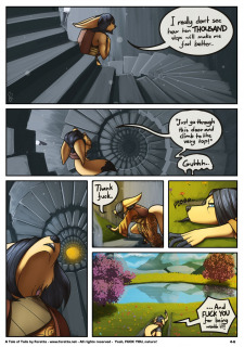 A Tale of Tails 4- Matters of the mind image 6