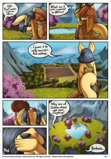 A Tale of Tails 4- Matters of the mind image 7