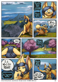 A Tale of Tails 4- Matters of the mind image 8