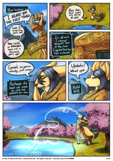 A Tale of Tails 4- Matters of the mind image 13