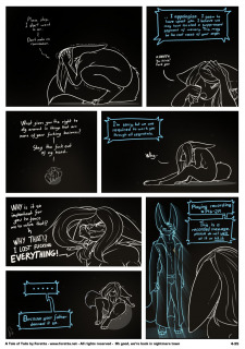 A Tale of Tails 4- Matters of the mind image 35