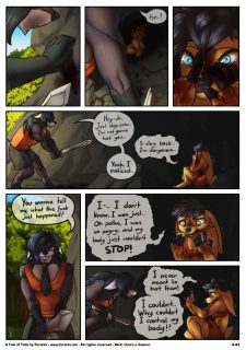 A Tale of Tails 4- Matters of the mind image 45