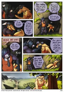 A Tale of Tails 4- Matters of the mind image 46