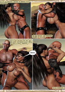 The Adventures of Atalanta image 14