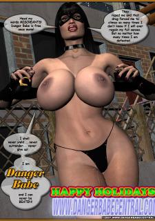 Adventures of-Danger Babe-Dangerbabecentral porn comics 8 muses