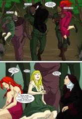 Adventures of Throbbin Hood- BNW porn comics 8 muses