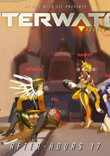 After Hours 17 Afterwatch- Overwatch porn comics 8 muses