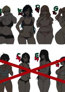 Agawa Ryo- Artwork Pinups porn comics 8 muses