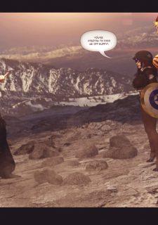 Agent Americana & Wonder Woman image 3
