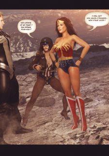 Agent Americana & Wonder Woman image 4